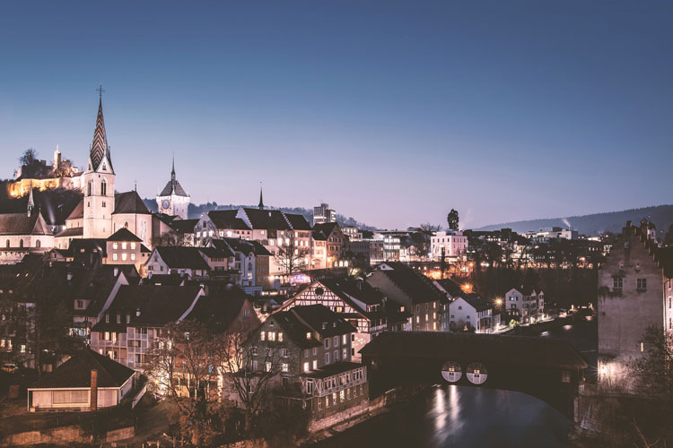 what is switzerland famous for