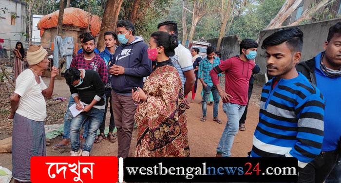 'দুয়ারে সরকার'-এর শিবিরে চলুন, বাড়ি-বাড়ি গিয়ে আবেদন টিএমসিপি নেতার