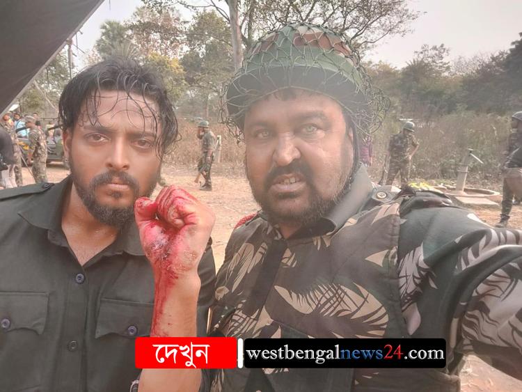 ঝাড়গ্রামের পটভূমিতে বাংলা ছবি 'ইস্কাবন' - West Bengal News 24