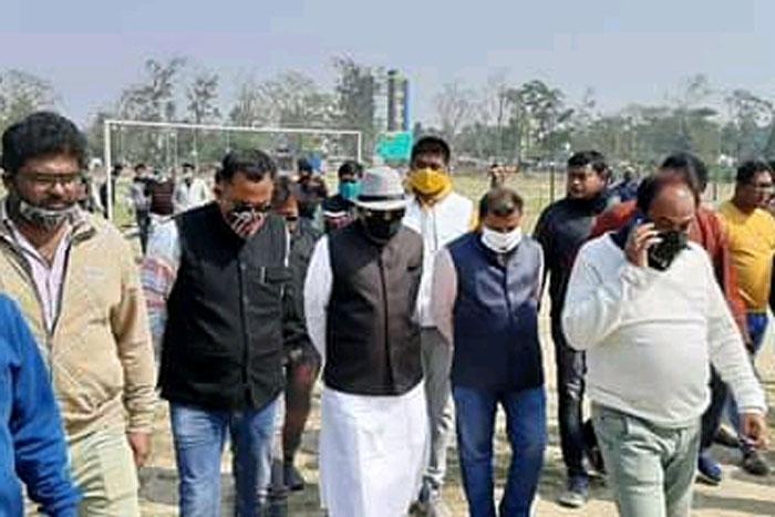 হাওড়ার ডুমুরজলা স্টেডিয়ামে ৭ ই ফেব্রুয়ারি বিজেপির পাল্টা সভা তৃণমূল কংগ্রেসের - West Bengal News 24