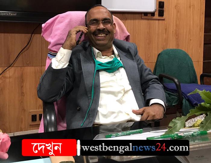 রাজ কলেজের স্থায়ী অধ্যক্ষ পদে ড. দেবনারায়ণ রায় - West Bengal News 24