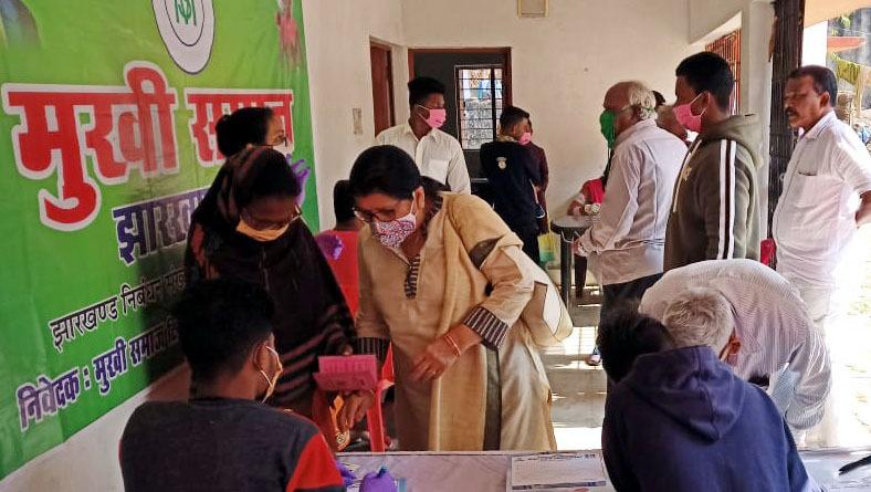রোটারি ক্লাবের নিঃশুল্ক স্বাস্থ্য পরীক্ষা শিবিরের আয়োজন - West Bengal News 24