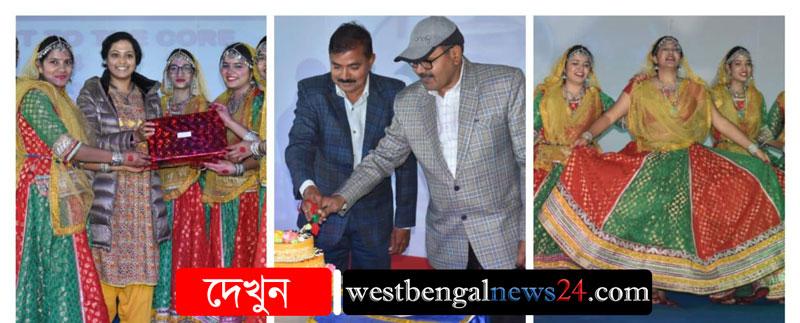 প্রতিষ্ঠা দিবসে সিআরপিএফের ১৮৪ বাহিনীর সাংস্কৃতিক সন্ধ্যা - West Bengal News 24