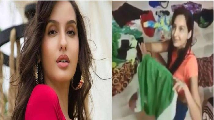 রাজপথে কাপড় বিক্রি করতেও দেখা গিয়েছিল নোরা ফতেহিকে! - West Bengal News 24