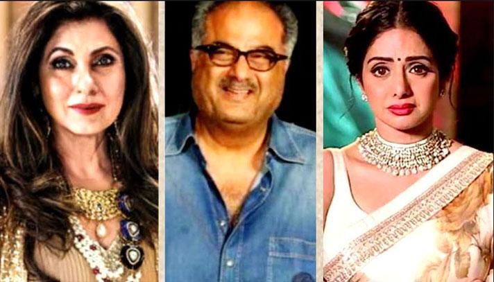 ডিম্পল কাপাডিয়াকে বিয়ে করছেন শ্রীদেবীর স্বামী বনি? - West Bengal News 24