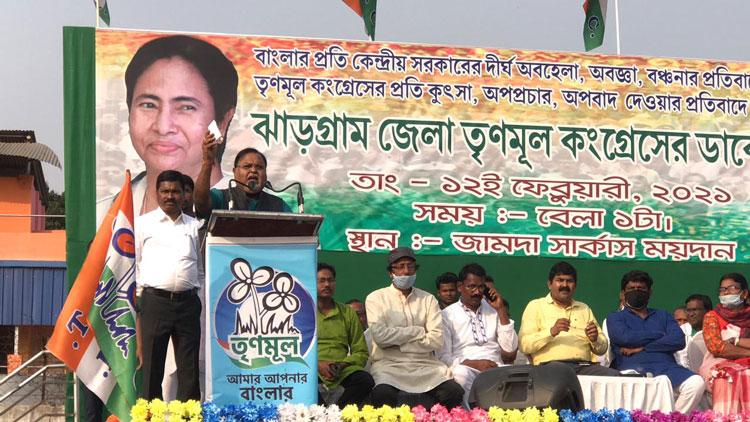 পাল্টাসভায় জনজোয়ার, ভরামাঠে নাড্ডাকে কটাক্ষ পার্থের - West Bengal News 24
