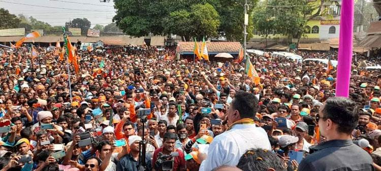 Suvendu Adhikari : জিতে প্রথম বিজয় সমাবেশ জঙ্গলমহলে: শুভেন্দু - West Bengal News 24