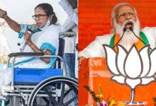 West Bengal Assembly Election 2021 : রাজ্যে বহিরাগত কারা? ২০ মিনিটের মধ্যে মোদিকে জবাব দিলেন মমতা - West Bengal News 24