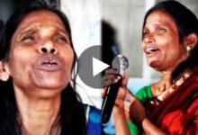 এবার খালি গলায় 'টুম্পা সোনা'গেয়ে ভাইরাল রানাঘাটের রানু মন্ডল, দেখুন সেই ভাইরাল ভিডিও - West Bengal News 24
