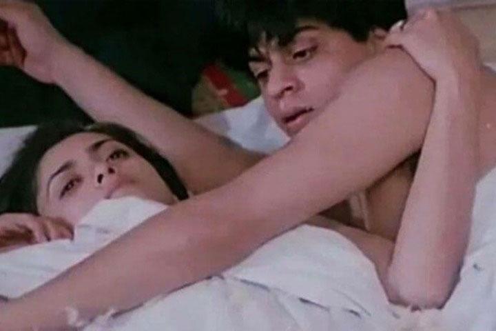 জীবনের প্রথম ঘনিষ্ঠ দৃশ্যে অভিনয় করে যে সমস্যায় পড়েছিলেন শাহরুখ - West Bengal News 24