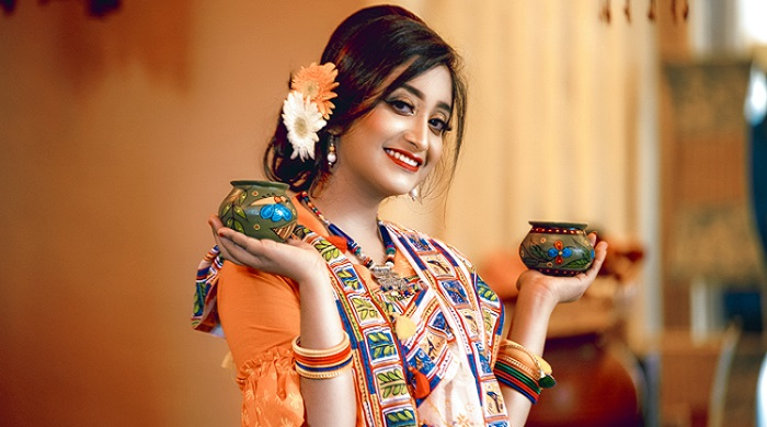 জেনে নিন কেমন হবে পহেলা বৈশাখের সাজ - West Bengal News 24