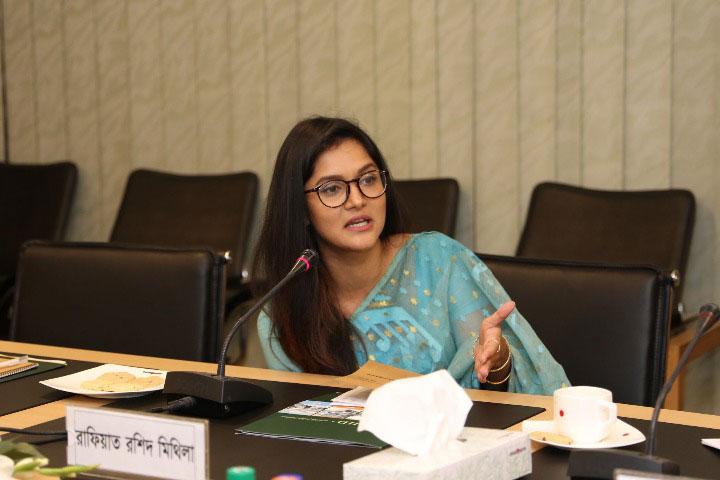 দেশে এসেই আমি বিপদে পড়ি: মিথিলা - West Bengal News 24