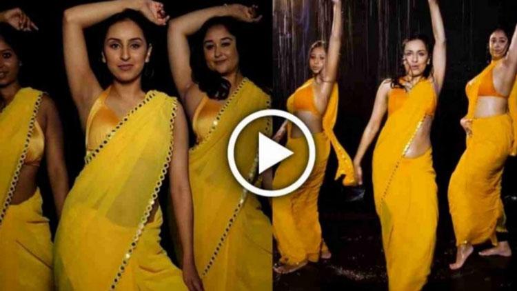 ও সাকি সাকি গানে বৃষ্টি ভেজা শরীরে তুমুল নেচে ভাইরাল তিন সুন্দরী, দেখুন ভাইরাল ভিডিও - West Bengal News 24