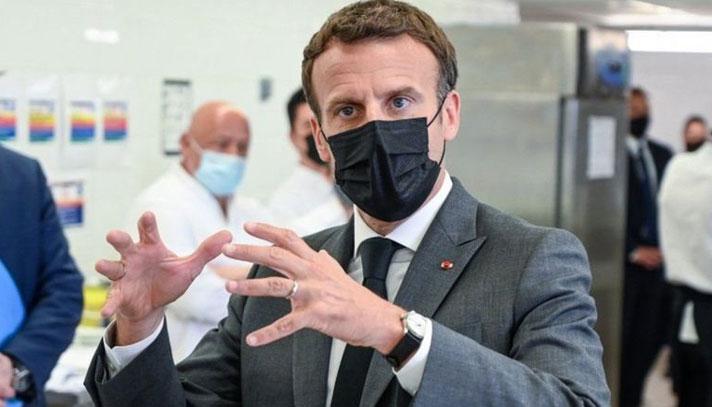 France President Slapped : থাপ্পড় খাওয়ার পর যা বললেন ফরাসি প্রেসিডেন্ট - West Bengal News 24