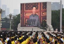 চীনের বিরুদ্ধে মাস্তানির যুগ শেষ: শি জিন পিং - West Bengal News 24