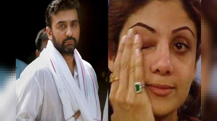 Shilpa Shetty's Husband Raj Kundra : বাড়িতে তল্লাশি চালানোর সময়ে স্বামীর সঙ্গে বিবাদ, কান্নায় ভেঙে পড়লেন শিল্পা - West Bengal News 24