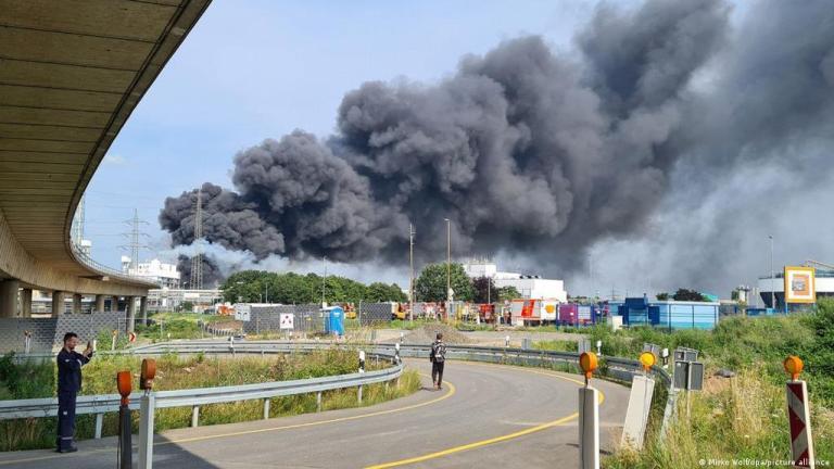 জার্মানিতে রাসায়নিক কারখানায় ভয়াবহ বিস্ফোরণে নিহত ১, আহত ১৬ - West Bengal News 24