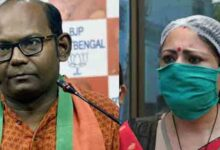 BJP KMC Abhijaan : বিজেপির লালবাড়ি অভিযানে গ্রেফতার অগ্নিমিত্রা পল ও সায়ন্তন বসু - West Bengal News 24