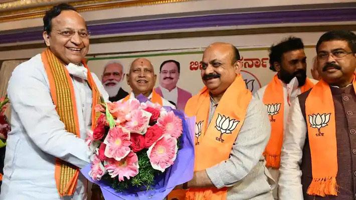 Karnataka's New Chief Minister : কর্ণাটকের নয়া মুখ্যমন্ত্রী বাসবরাজ বোম্মাই! - West Bengal News 24