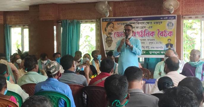 Purnendo Bose : 'ওরা ভাঙার রাজনীতি করে, আমরা গড়ার রাজনীতি করি': পূর্ণেন্দু বসু - West Bengal News 24