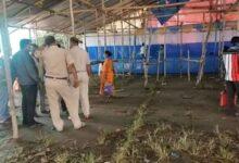 শান্তিপুর দ্বারিকানাথ বিদ্যালয়ে দুয়ারে সরকারের প্যান্ডেল, ফ্লেক্স, ব্যানার ছিঁড়ল দুষ্কৃতীরা - West Bengal News 24