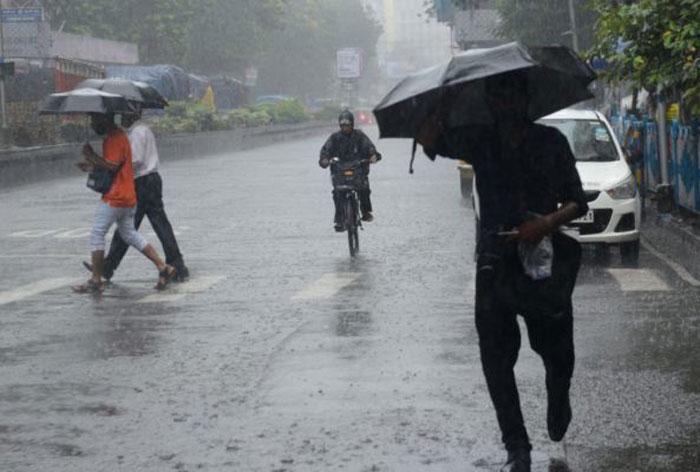 West Bengal Monsoon : শুক্রবার পর্যন্ত চলবে বৃষ্টি, উদ্বেগ বাড়িয়ে পূর্বাভাস আলিপুর আবহাওয়া দফতরের - West Bengal News 24
