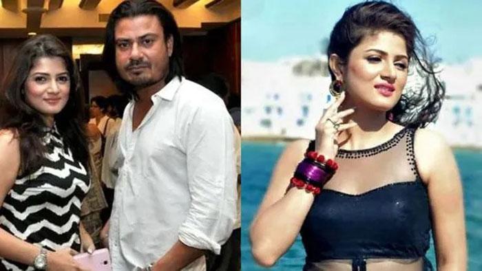 Srabanti Chatterjee : প্রথম স্বামী রাজীবের কাছে ফিরতে চাইছেন শ্রাবন্তী? - West Bengal News 24