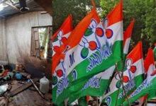 মজুত রাখা বোমা বিস্ফোরণে উড়ল তৃণমূল কর্মীর বাড়ি, গুরুতর আহত তাঁর মা - West Bengal News 24