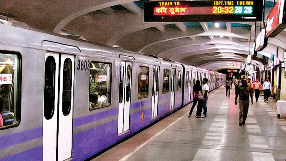 Kolkata Metro : কবি সুভাষ পর্যন্ত যাবে না সব ট্রেন, আজ থেকেই নতুন নিয়ম মেট্রোতে - West Bengal News 24