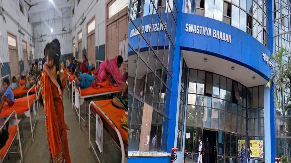 Child Fever in Kolkata : শিশুদের মধ্যে হু হু করে ছড়াচ্ছে নতুন জ্বর, অজানা জ্বর নিয়ে এবার নড়েচড়ে বসল স্বাস্থ্য ভবন - West Bengal News 24