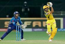 IPL 2021 live score csk vs mi : ঋতুরাজের লড়াইয়ে ১৫৬ রানে থামল চেন্নাই - West Bengal News 24