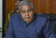 Jagdeep Dhankhar : রাজ্যের অর্থ কমিশন গঠন নিয়ে অস্বচ্ছতার অভিযোগ, মুখ্যমন্ত্রী মমতাকে নিশানা রাজ্যপাল ধনখড়ের - West Bengal News 24
